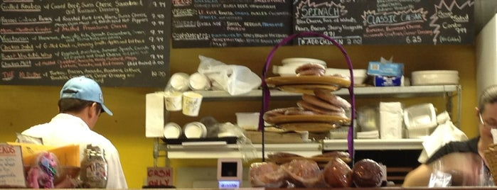 2nd Street Cafe is one of Boston sandwiches.