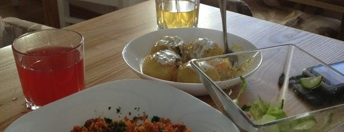 Tavo Erdve is one of Where to eat in Vilnius.