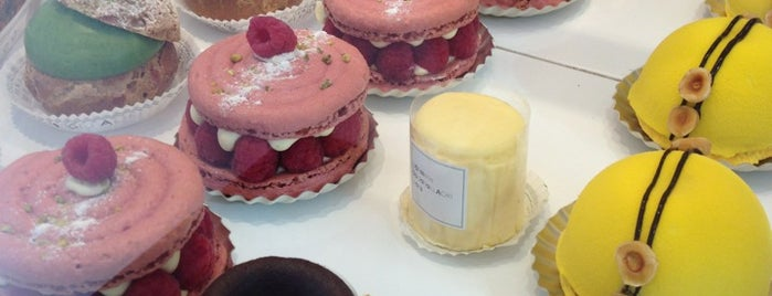 Sadaharu Aoki is one of Bakery in Paris.