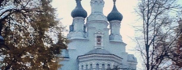 Собор Владимирской иконы Божией Матери is one of Православный Петербург/Orthodox Church in St. Pete.