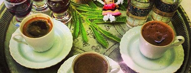 Boncuk Arasta Kahvesi is one of Restaurants, Cafes, Lounges and Bistros.