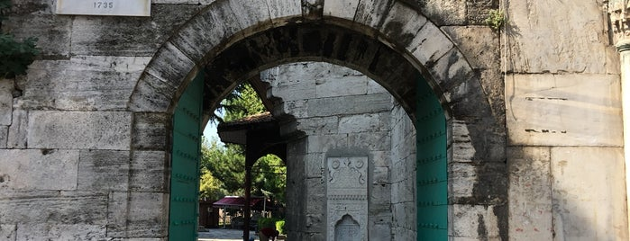 Hekimoğlu Ali Paşa Camii is one of gezilen beğenilen mekânlar.