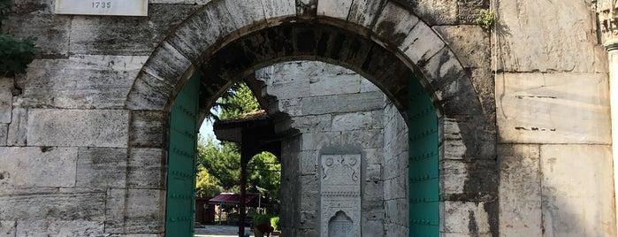 Hekimoğlu Ali Paşa Camii is one of İstanbul Avrupa Yakası #2 🍁🍃.