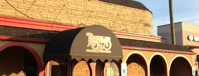 Naples Restaurant is one of Best restaurants in Knoxville, TN.