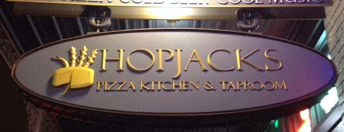 Hopjack's Pizza Kitchen & Taproom is one of The Best of the North Florida Gulf Coast.