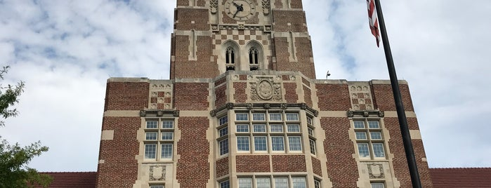Ayres Hall is one of UT Vols Must See!.