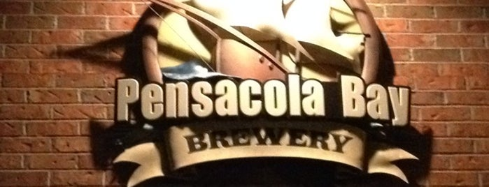 Pensacola Bay Brewery is one of The Best of the North Florida Gulf Coast.