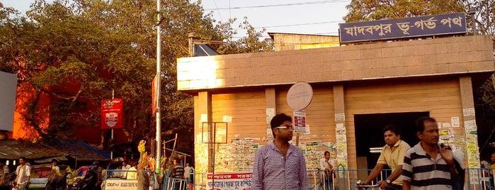 Jadavpur 8B Bus Stand is one of Kolkata.