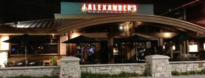 J Alexander's Restaurant is one of Tampa's Best American - 2013.