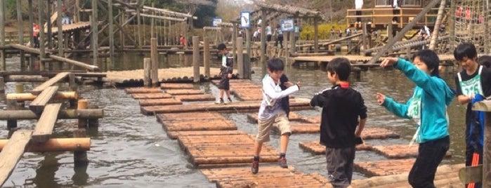 清水公園 is one of サイクリング.
