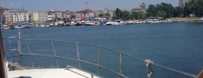 Mimarsinan Marina is one of İstanbul Avrupa Yakası #2 🍁🍃.