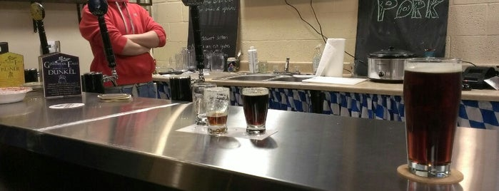 Gunpowder Falls Brewery is one of More breweries than you can shake a stick.