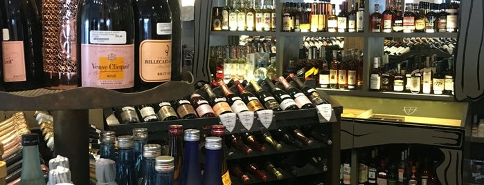 PlumpJack Wine & Spirits Store is one of The 15 Best Places for Irish Whiskey in San Francisco.