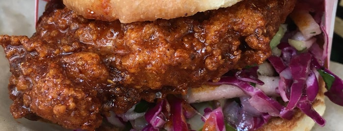 The Bird is one of The 15 Best Places for Fried Chicken in San Francisco.