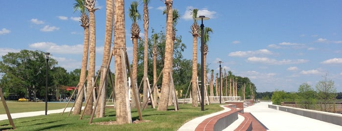 Kissimmee Lakefront Park is one of Florida.