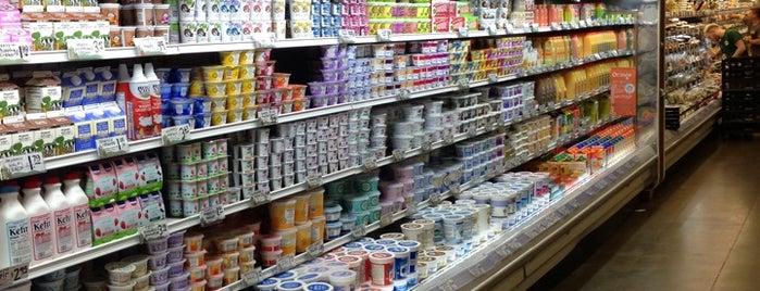 Trader Joe's is one of Regular spots.