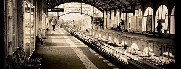 U Görlitzer Bahnhof is one of Berlin.