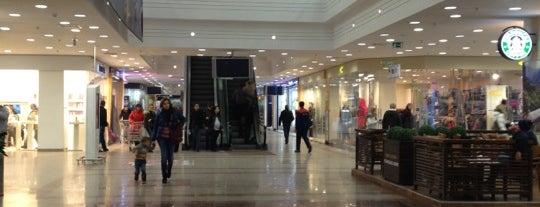 ТРК «Капитолий» is one of TOP-100: Торговые центры Москвы.