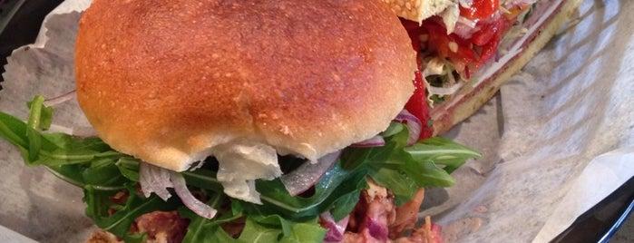 Meat Hook Sandwich is one of Lunch.