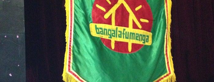 Oficina Bangalafumenga is one of Baladinhas.
