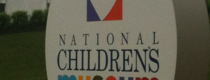 The National Children's Museum is one of DC Museum.