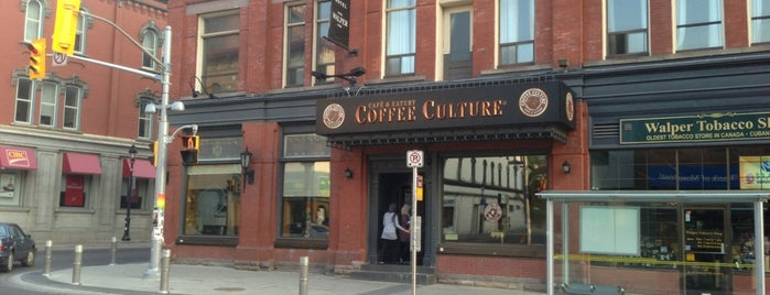 Coffee Culture Cafe is one of Coffee Culture.