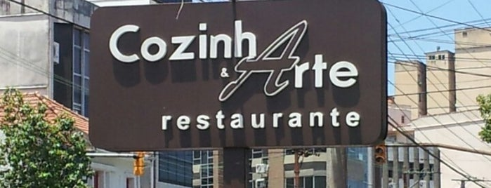 Cozinha & Arte is one of Restaurantes e Afins.