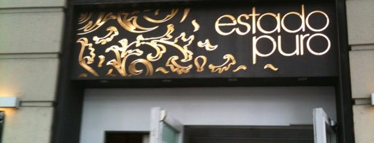 Estado Puro is one of DeTapasxMadrid.