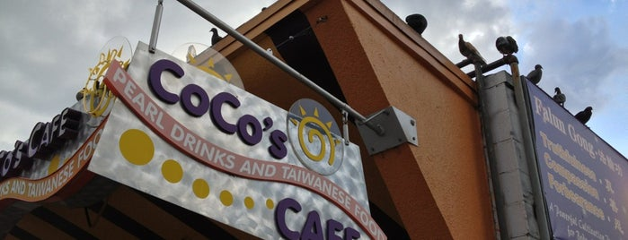 CoCo's Cafe is one of Asian.