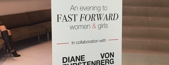 Diane von Furstenberg Studio, L.P. is one of New York City.
