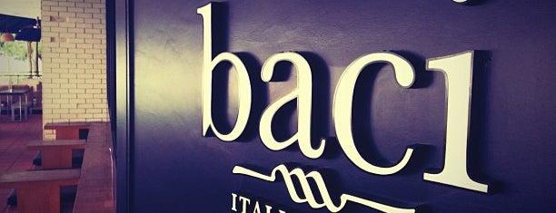 Baci Italian Cafe is one of Italian.