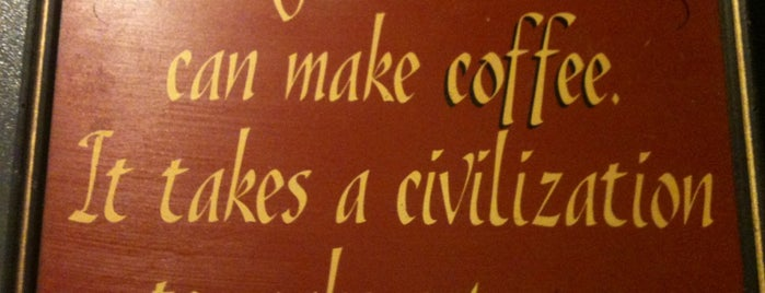 Coffee Culture is one of GAINESVILLE, FL.