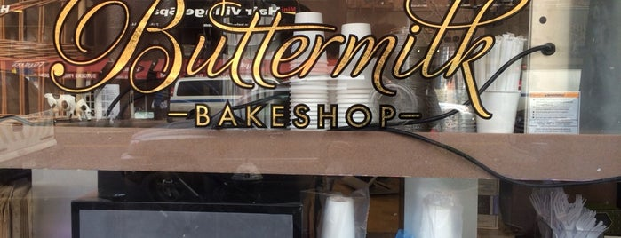 Buttermilk Bakeshop is one of Sweets and Snacks.