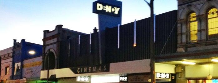 Dendy Cinemas is one of East Coast, Australia.