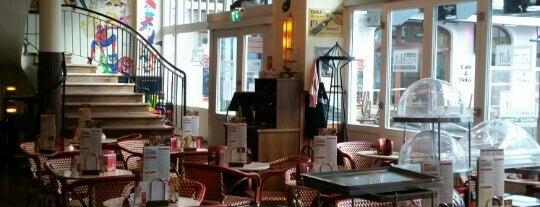 Cafe Extrablatt Essen Mitte