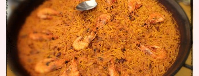 Arroceria Ramón is one of Restaurantes Gandía.