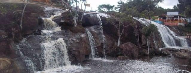 Cachoeira dos Prazeres is one of Caminho da Paz - Trilha.