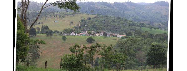 Alto da Lagoinha is one of Caminho da Paz - Trilha.