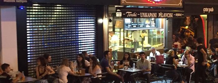 Tarihi Unkapanı Pilavcısı Beşiktaş is one of Oylesine Yemek.