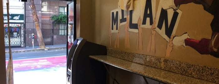 Milan Pizza is one of GoPago in San Francisco.