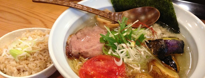 鶏そば そると is one of Tokyo.