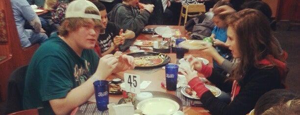 Happy Joe's Pizza & Ice Cream - Burlington is one of Favorite Food.
