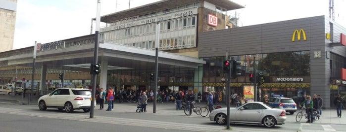 Essen Hauptbahnhof is one of 4sqRUHR Essen #4sqCities.