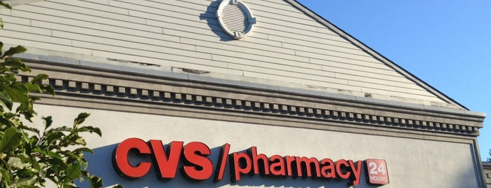CVS/pharmacy is one of Places I Frequent.