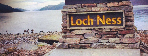 Loch Ness is one of Spots.