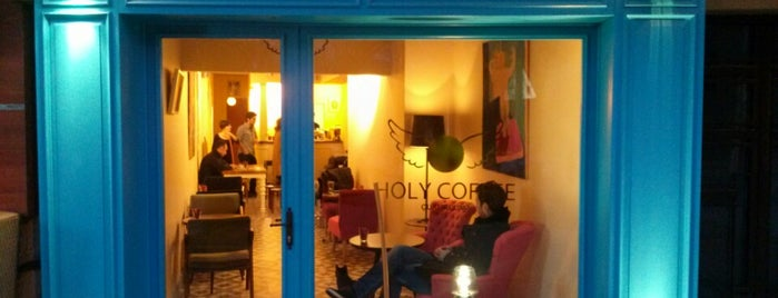Holy Coffee is one of Alternatif Kafeler İstanbul.
