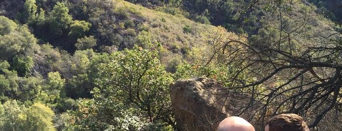 Rattlesnake Canyon is one of santa barbara favs.