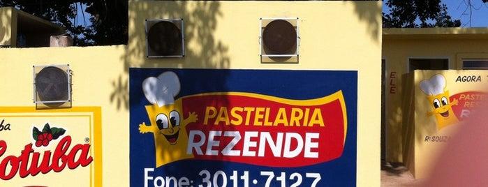 Pastelaria Rezende is one of Coxinha ao Caviar.