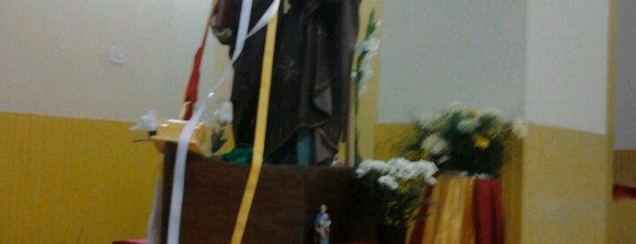 Paróquia Apóstolo São Pedro is one of #Penha2013 | Nossa Senhora da Penha - Peregrinação.
