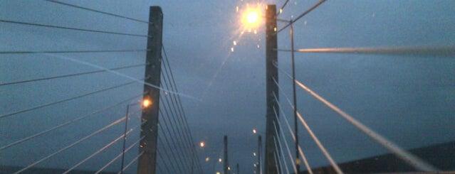 Golden Ears Bridge is one of Bridge & Tunnel Crowd.
